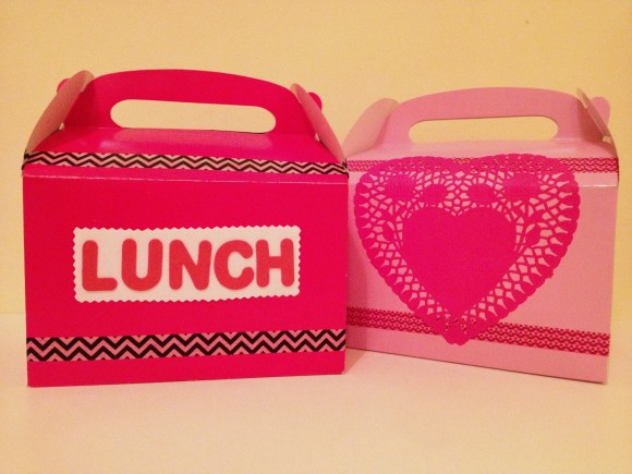 Valentines Day Lunch Boxes Fun Family Crafts