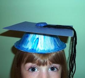kid s graduation cap