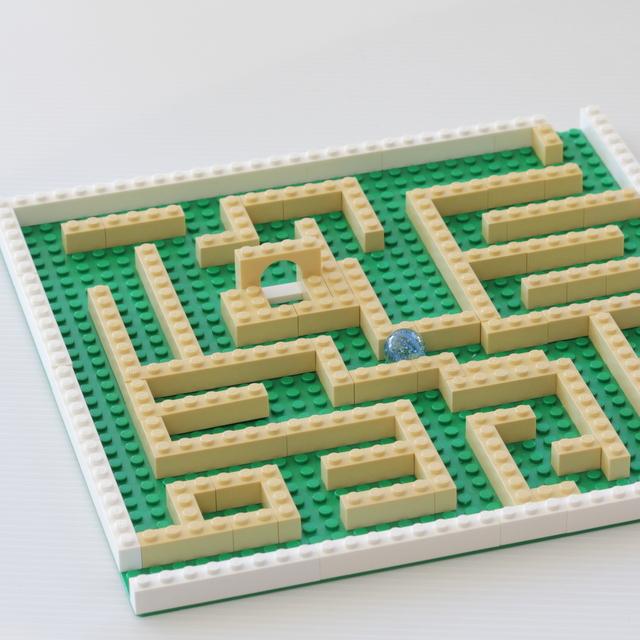 Lego Marble Run Fun Family Crafts