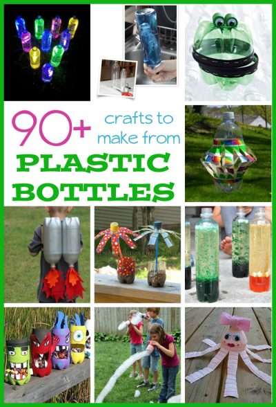 Foam crafts prove that foam is not just for extra cushion. 90 Plastic Bottle Crafts For Kids Fun Family Crafts