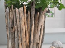 Driftwood Vase | Fun Family Crafts