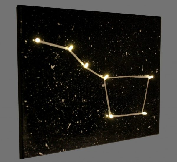 DIY Constellation Light
