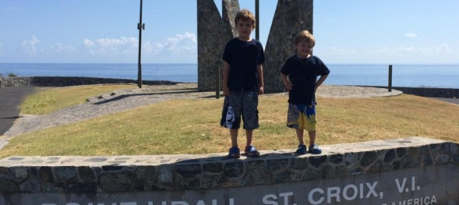 St. Croix USVI – Fun Family Vacation