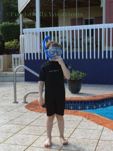 How to teach Kids To Snorkel