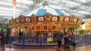 Mall of America Twin Cities Carousel