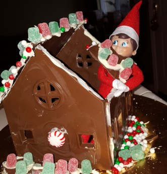 Hungry Elf