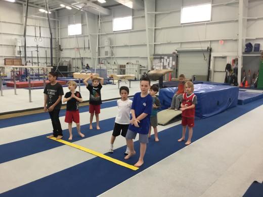 boys gymnastics Richmond | Katy | Fulshear