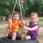 Finger Puppets & Tire Swing