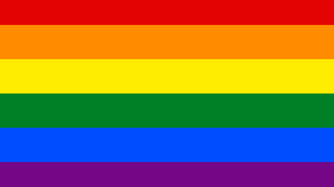 from Taylor opposed gay flag