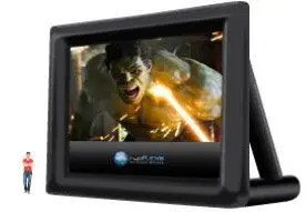 Projection Screen Rentals for Drive In Movies