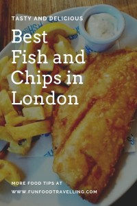 fish and chips london