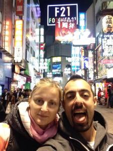 funfoodtravelling in Japan Tokyo