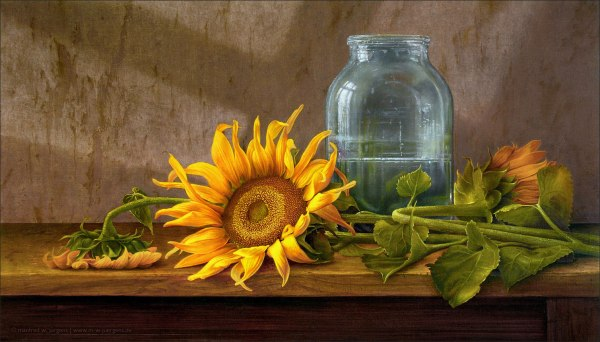 Realism Still Life Paintings