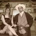 Old west photos are fun for any event