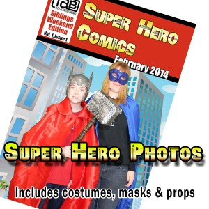 Super Hero Photos