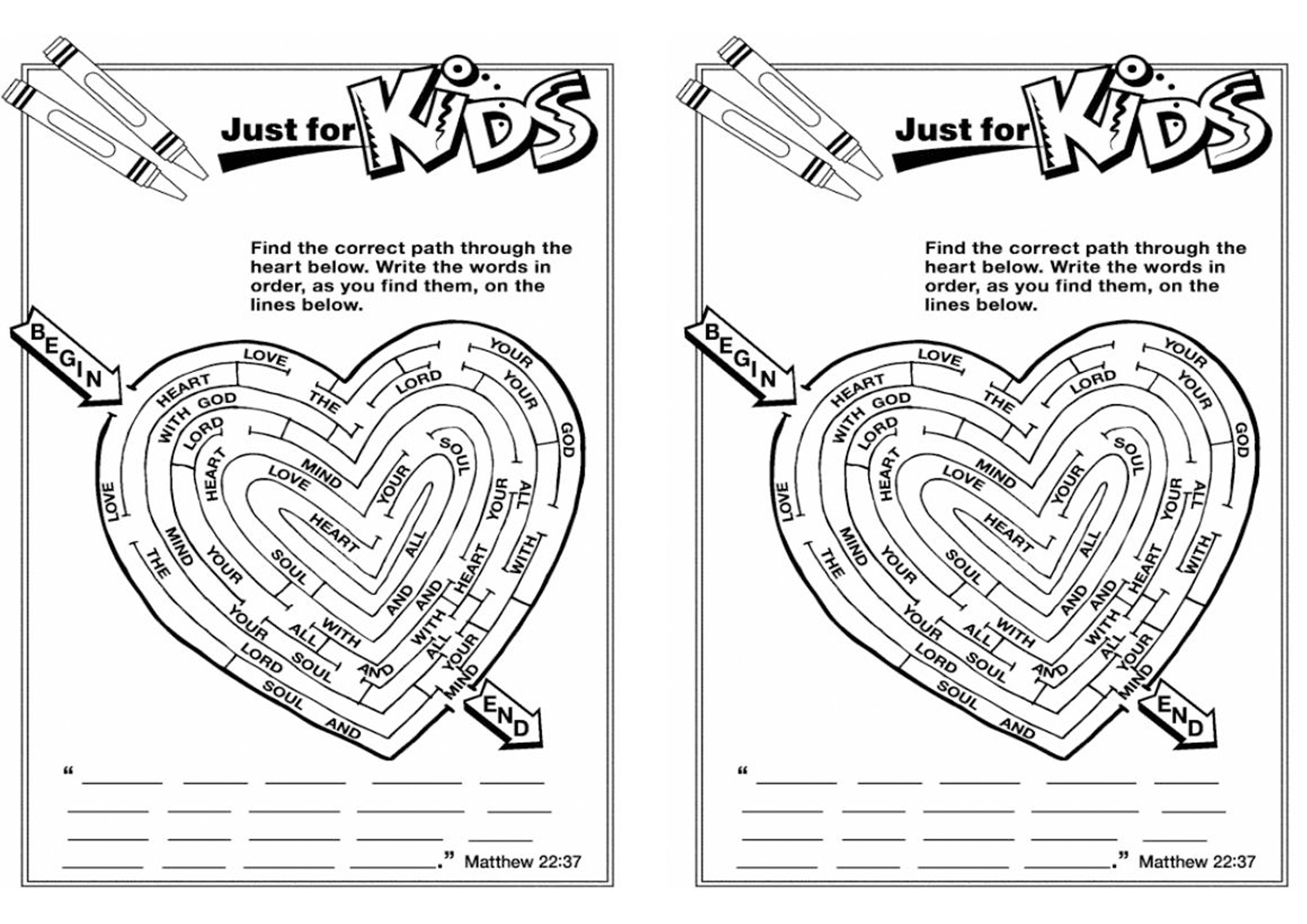 For God So Loved The World Christmas Coloring Page Love