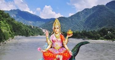 गंगा नदी का इतिहास