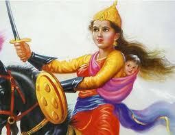 रानी लक्ष्मीबाई का इतिहास