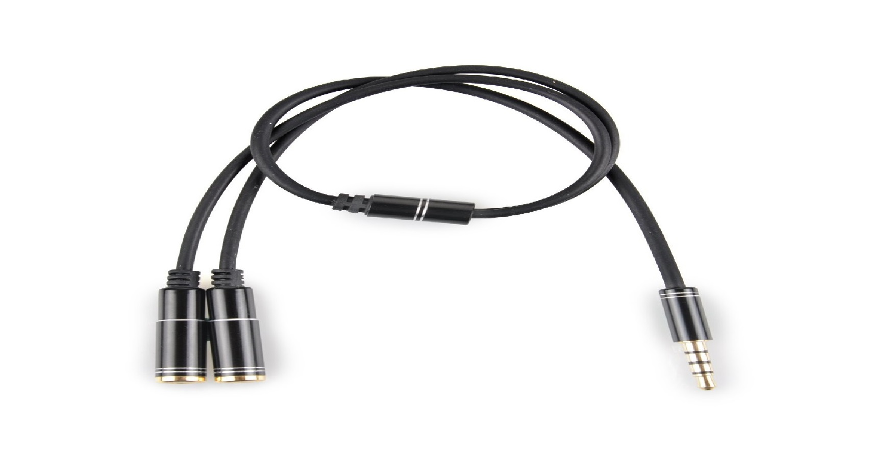 Headphone Audio Splitter Cable