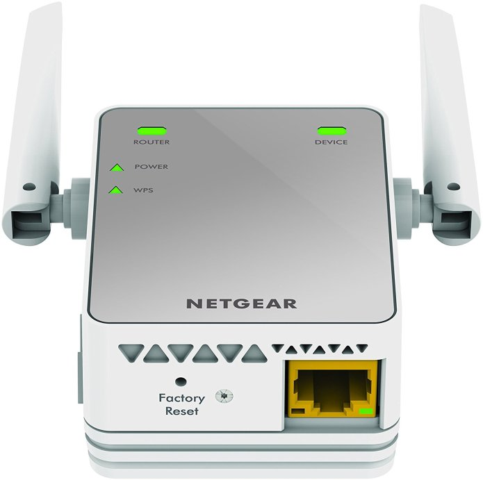 NETGEAR Wi-Fi Router Wireless Network Range Extender