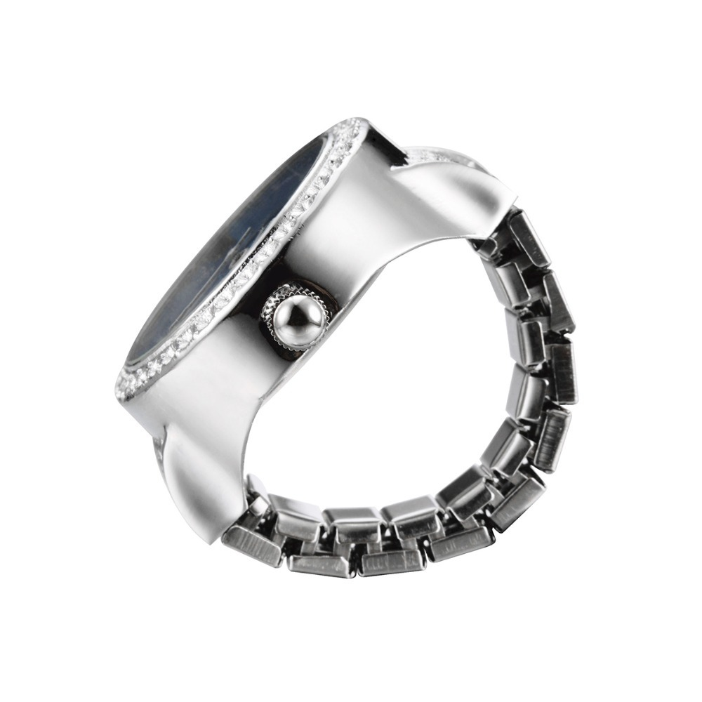 finger ring watch