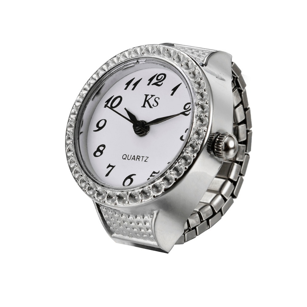 Vintage Finger Ring Watch