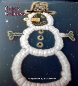 Happy Holidays (2009) by S.Mounaud