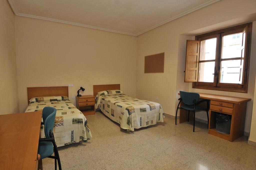 Residencia Duques de Soria  Fundacin General Universidad