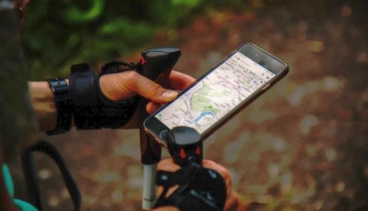 App per orientarsi, Cellulare mappe