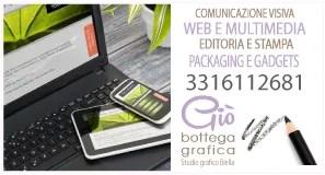 Giò Bottega grafica banner