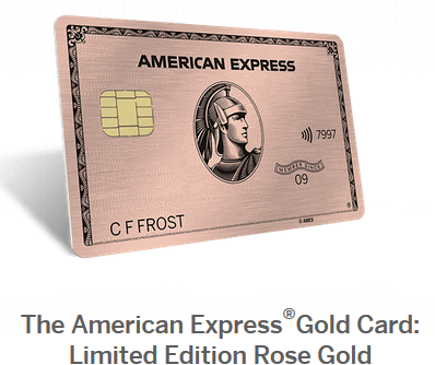 Why I Decided to Pick Up an AMEX Gold Card - Fungible Travel