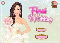 Floral wedding game