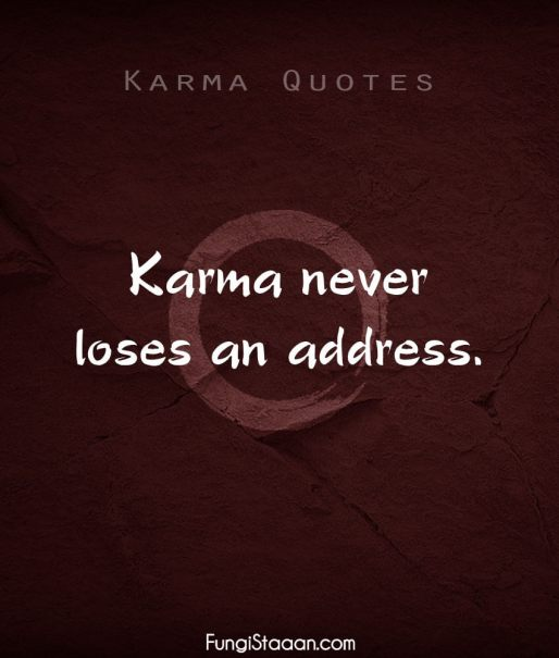 Cheaters Karma Quotes