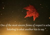 Love Respect Quotes Sayings