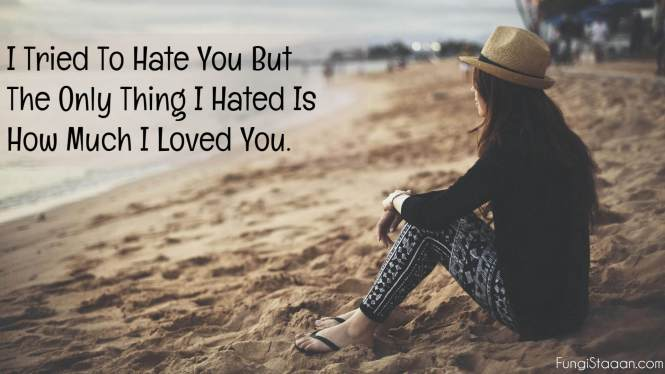 One Sided Love Quotes for Him