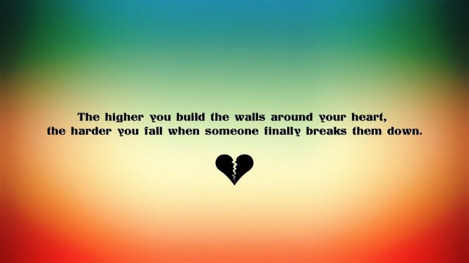 best hurt status and broken heart quotes