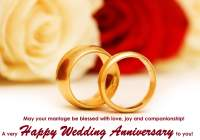 wedding anniversary wishes quotes