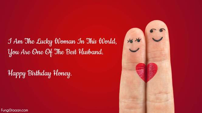 Happy Birthday Wishes Quotes Messages for Husband