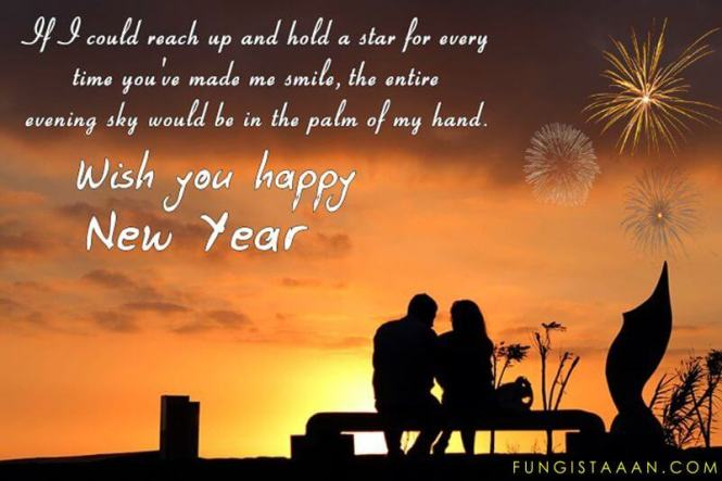 Romantic Happy New Year Wishes Quotes