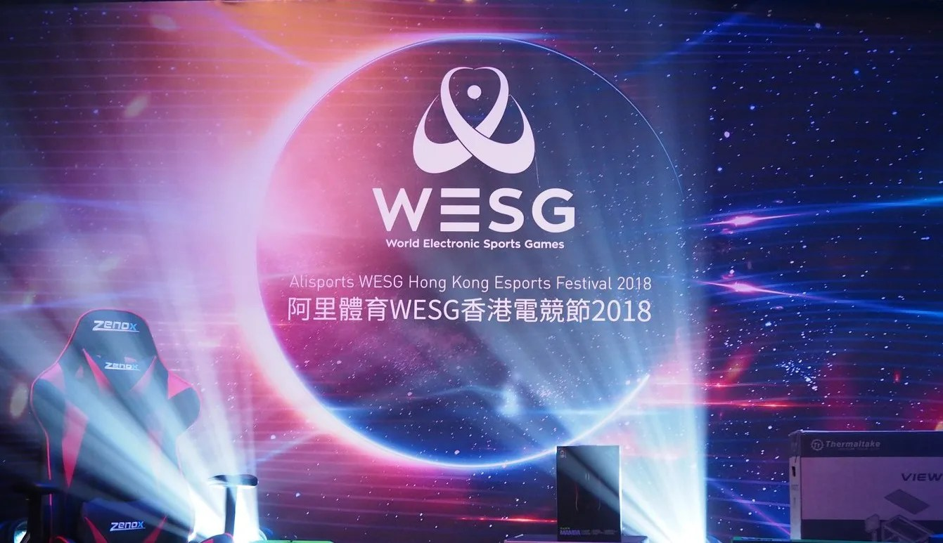 WESG Hong Kong Esports Festival 2018  Highlights outside Competitions