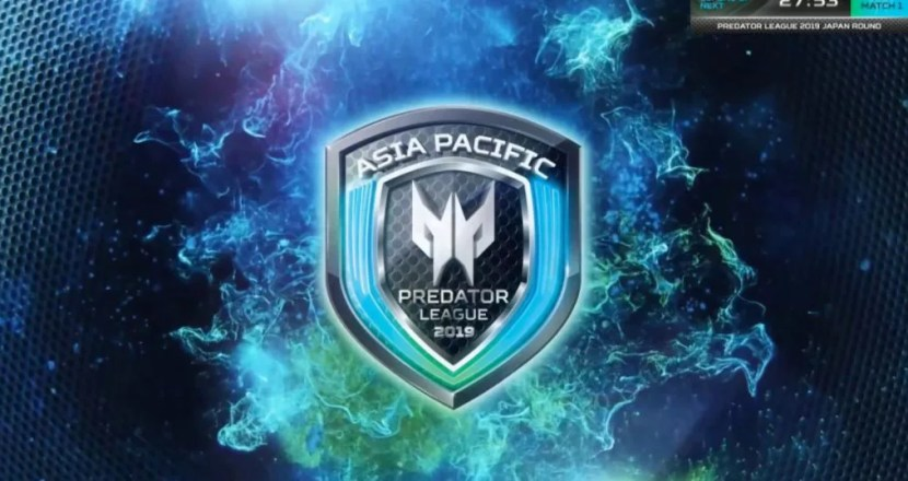 Predator League 2019 Asia Pacific日本區篩選賽日期