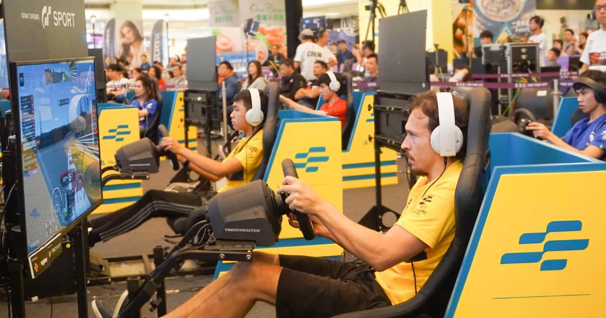 獲勝者將成為專業的賽車手?eRacing Grand Prix Hong Kong現場速遞
