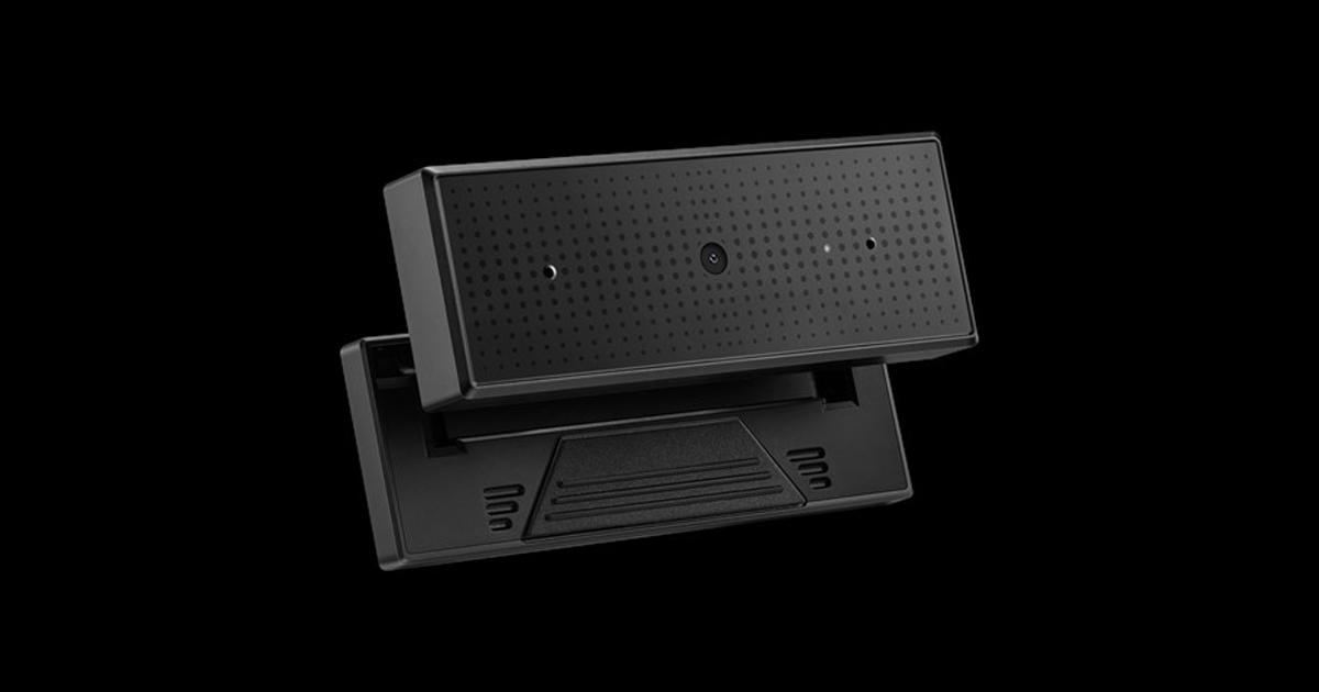 ASUSがゲーム配信に特化した1080p/60fpsのフルHD Webカメラ「ROG Eye」を発表