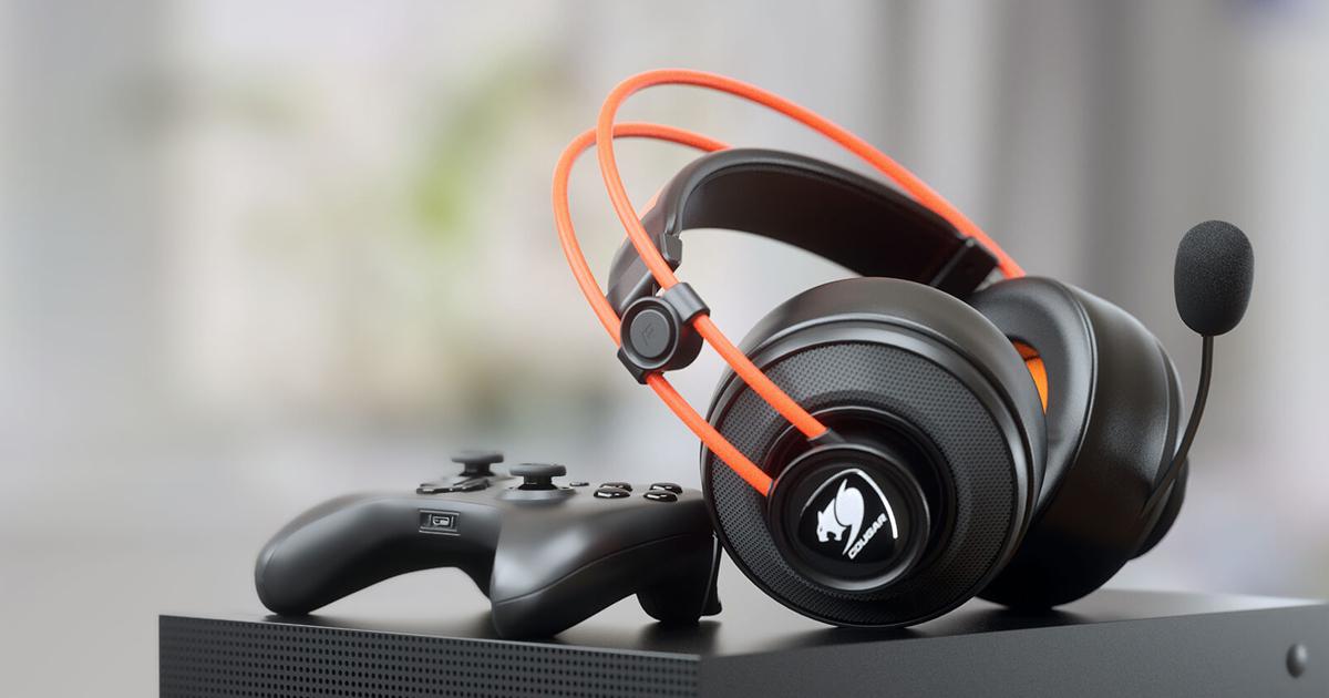 COUGAR高性能電競耳機「IMMERSA系列」的兩款新商品於日本發售