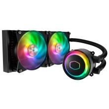 Cooler Master MasterLiquid ML240RS RGB 水冷一体型 CPUクーラー [Intel/AMD両対応] FN1276 MLX-S24M-A20PC-R1