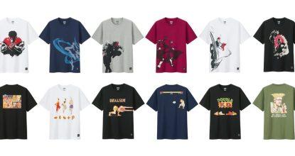 Street Fighter x Uniqlo Crossover T-Shirt發售!受歡迎角色大集合!
