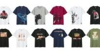 「ストリートファイター」×ユニクロのコラボTシャツ発売、人気キャラ大集合!