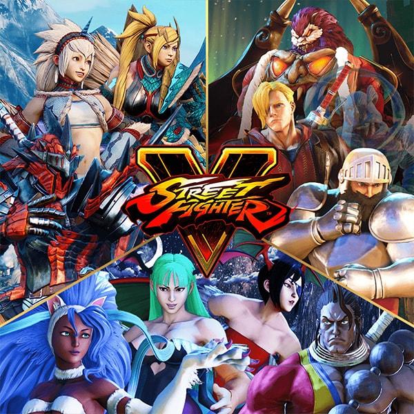 Capcom コスチュームバンドル