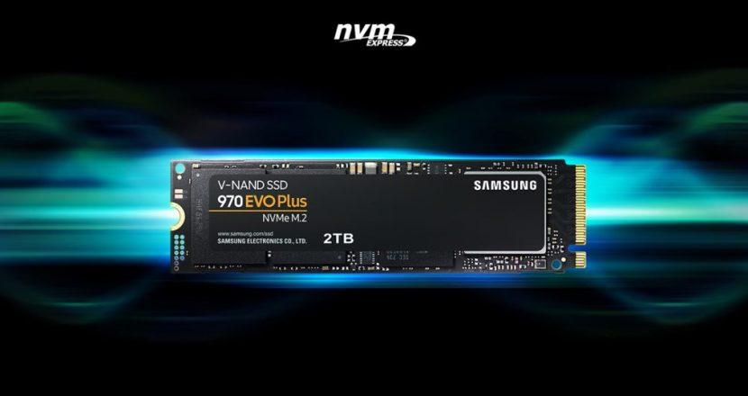 SamsungのSSD「970 EVO Plus」に2TBが登場