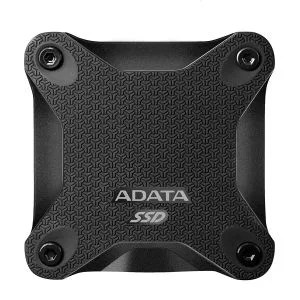 ADATA SD600 外付けSSD 512GB ブラック ASD600-512GU31-CBK